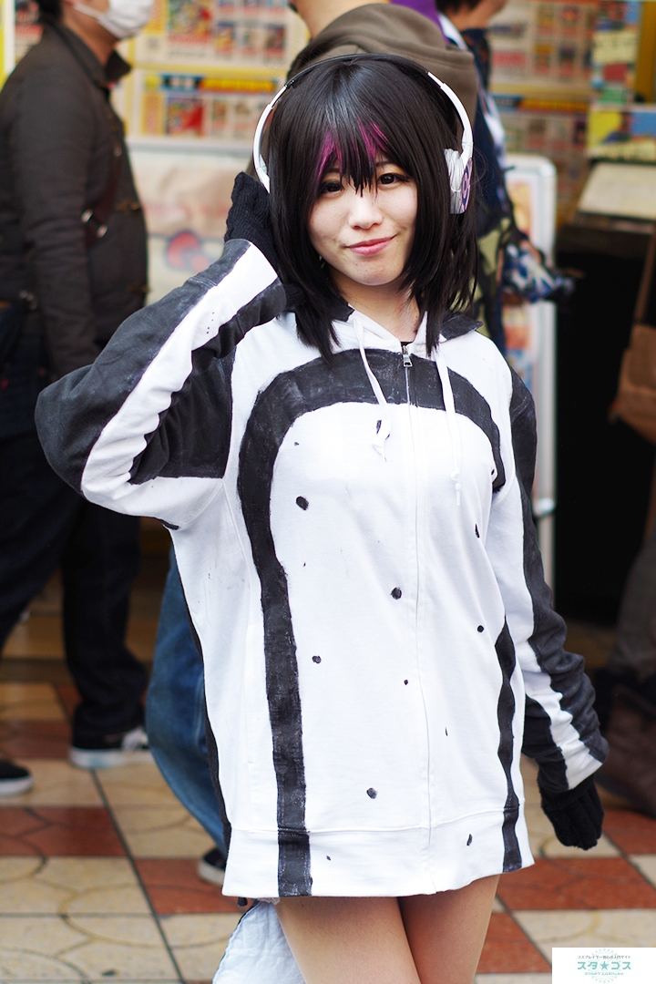 けものフレンズ フンボルトペンギン(えんくさん)