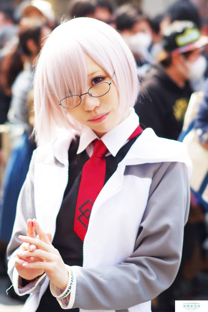 Fate GrandOrder マシュ・キリエライト(ふれいあさん)
