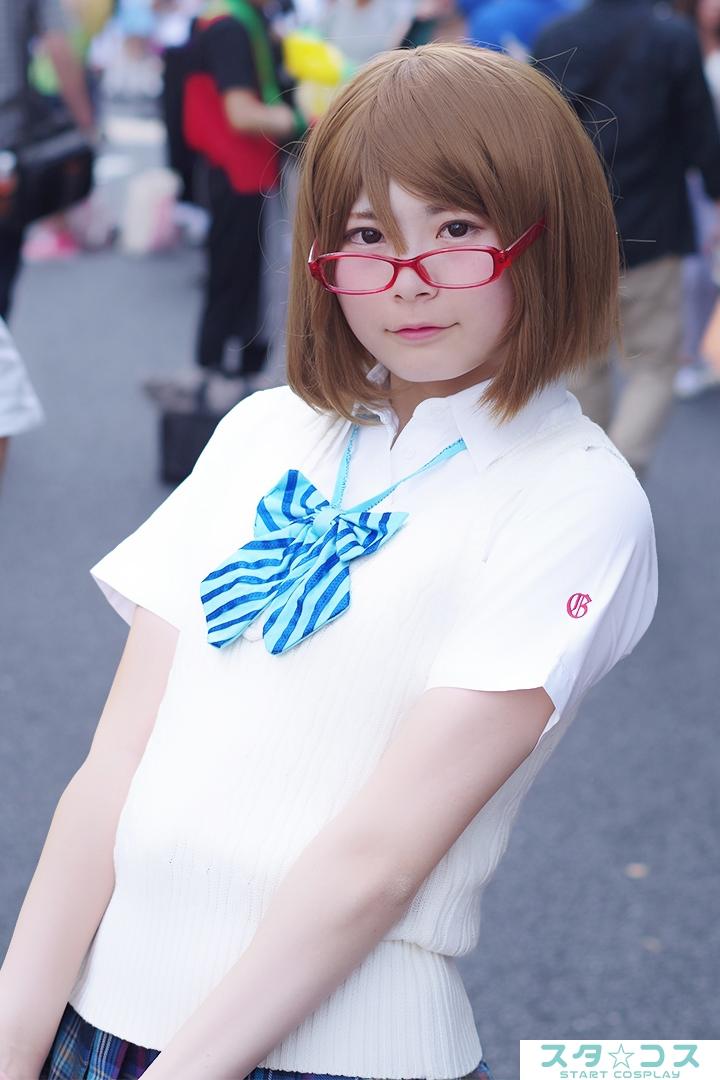 ラブライブ 小泉花陽 コスプレ